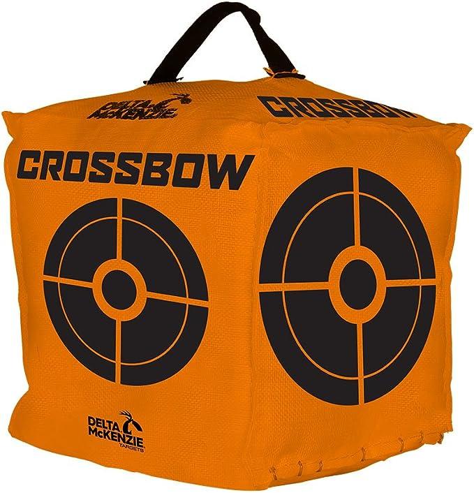 Amazon.com : Delta McKenzie Targets Crossbow Discharge Bag Target : Archery Targets : Sports & Outdoors