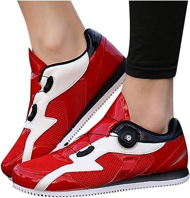 Zapatillas De Ciclismo para Hombre Zapatillas De Ciclismo De ...