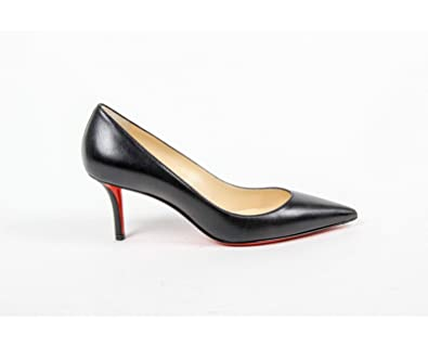 new arrival 273c8 7af90 Christian Louboutin Womens Pump APOSTROPHY PUMP 70 KID BK01 ...