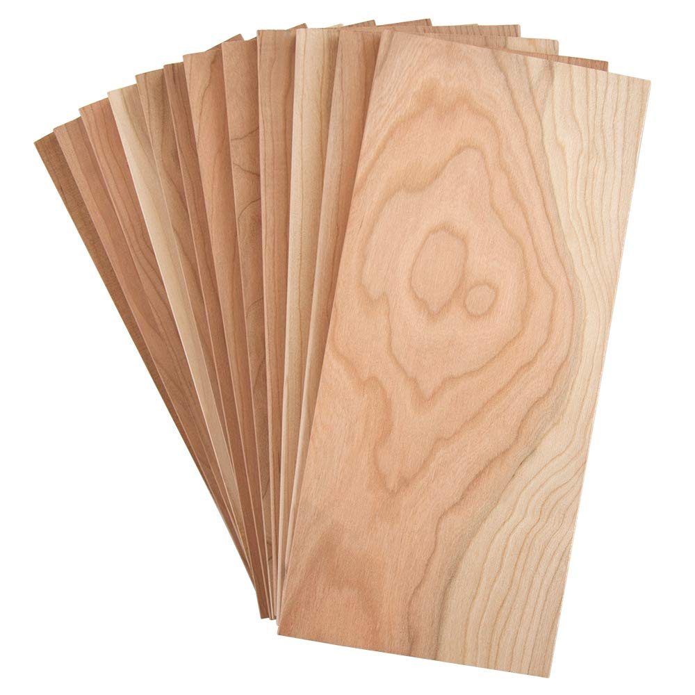 Cherry Grilling Planks 12 Pack