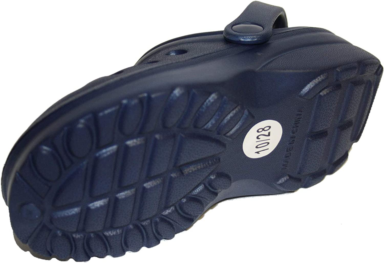 Boys Kids Quality Paw Patrol Palena Beach Clog Sandal Navy 7 UK Child