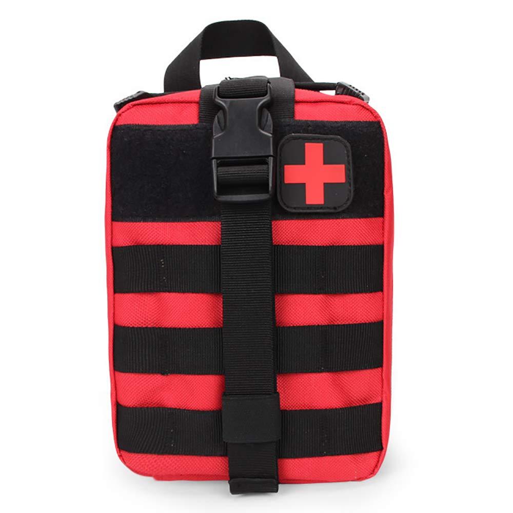 39c646e4c613 zerich 応急処置キット 空バッグ 医療 緊急 ポーチ タクティック クライミング バッグ ミリタリー ポーチ ホーム