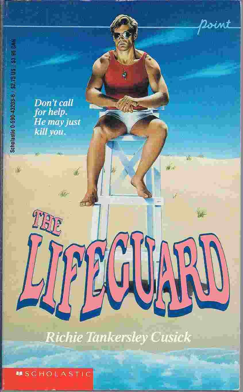 Read The Lifeguard Point Horror 3 By Richie Tankersley Cusick