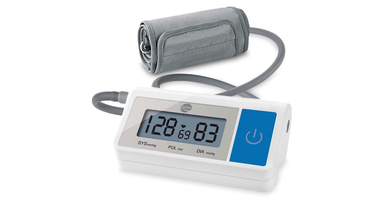 Daga PM-140- Tensiómetro de Brazo-Monitor Digital de Presión Arterial: Amazon.es: Salud y cuidado personal