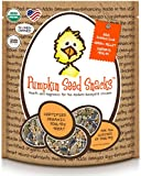 Treats For Chickens Certified Organic Pumpkin Seed Snacks, 5-Pound