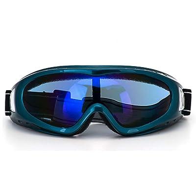 Équitation En Plein Air Ski Miroir Alpinisme Vent Et Poussière Et Anti-buée Lunettes De Protection,B