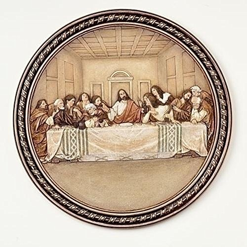 Last Supper Plate ()