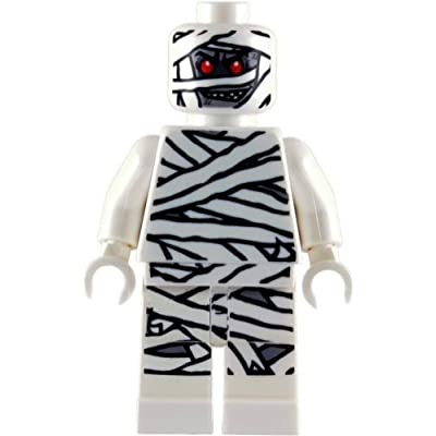 LEGO Monster Fighters Minifigure - Mummy Monster (Halloween): Toys & Games