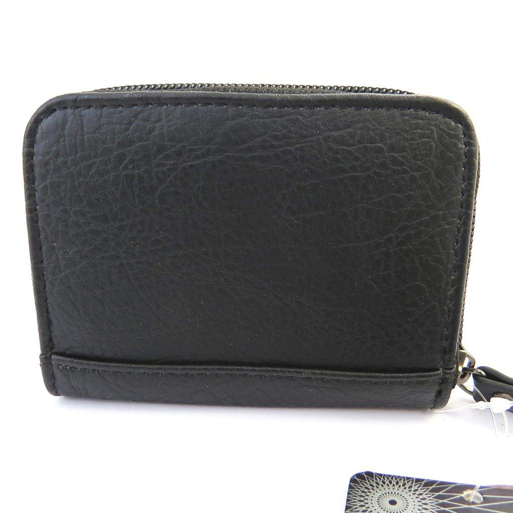 Monedero zip Gabolpúrpura negro (11.5x8x3 cm).: Amazon.es ...