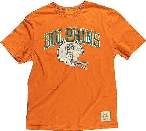 miami dolphins throwback t shirt