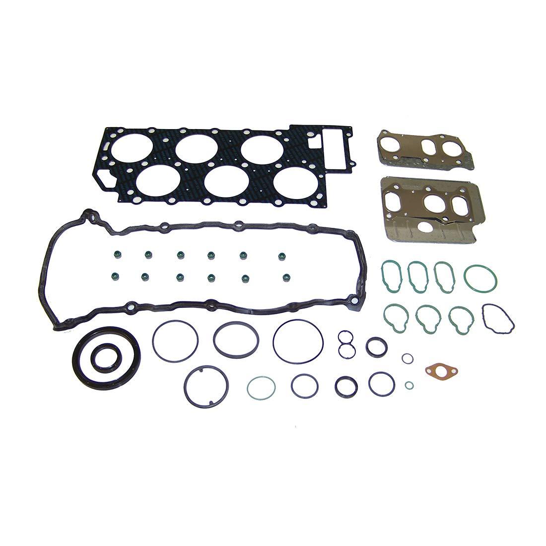 DNJ FGS8019 Full Gasket Sealing Set for 1999-2002 Volkswagen 2.8L V6 12V SOHC AFP