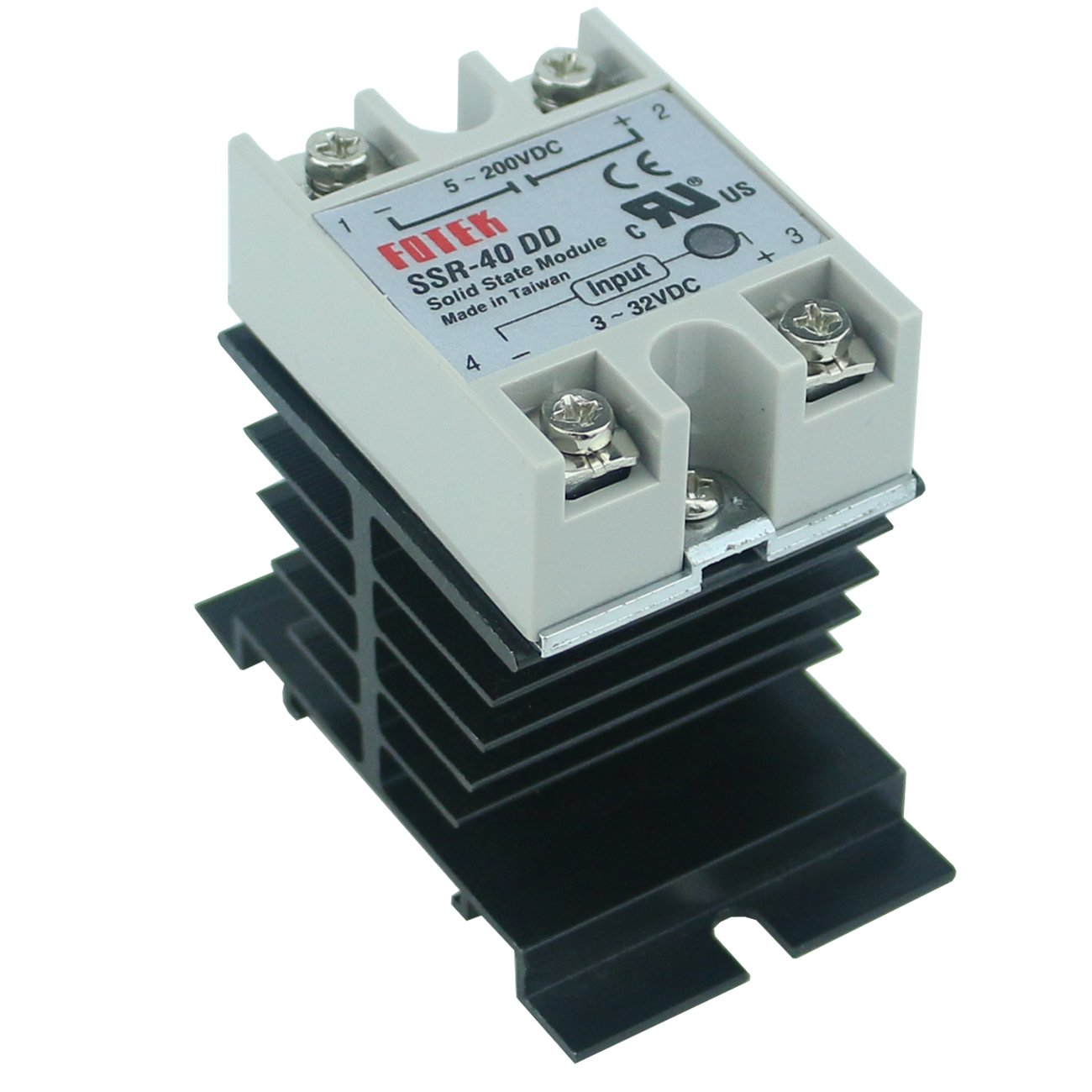 Solid State Relays Amazoncom