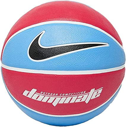 Nike Dominate 8P Baloncesto, University Blue/White/Black/White ...