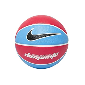 Nike Dominate 8P Baloncesto, University Blue/White/Black/White ...
