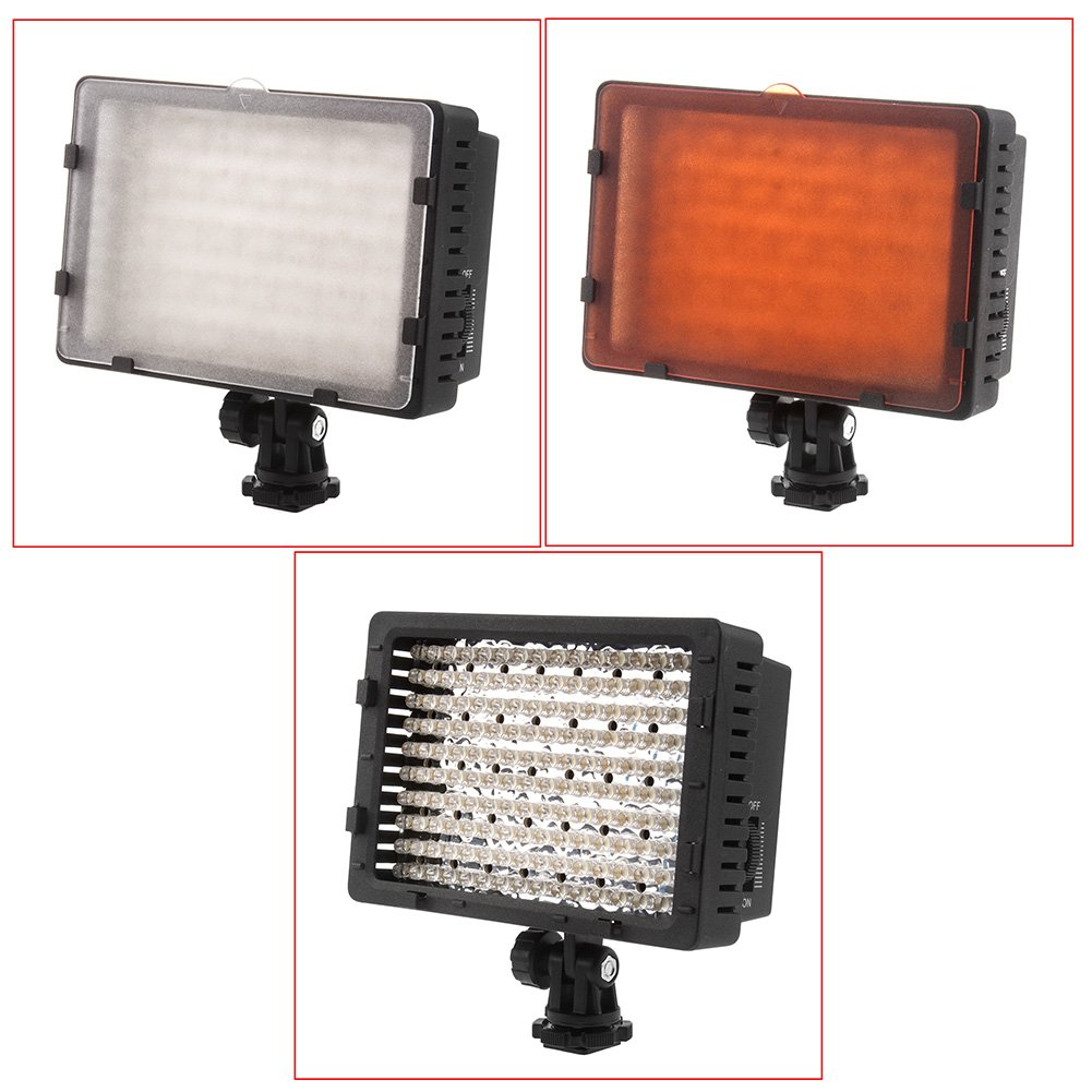 Amazon.com  NEEWER 160 LED CN-160 Dimmable Ultra High Power Panel Digital Camera / Camcorder Video Light LED Light for Canon Nikon Pentax Panasonic ...  sc 1 st  Amazon.com & Amazon.com : NEEWER 160 LED CN-160 Dimmable Ultra High Power Panel ... azcodes.com