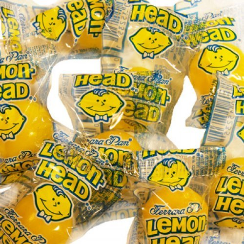 Lemonhead Candies, Wrapped - 27 lbs by Lemonhead