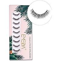 10 pairs False Eyelashes Natural Look 3D Small Face Eyelashes Short Soft Fake Lashes 100% Handmade Lashes Wispies…