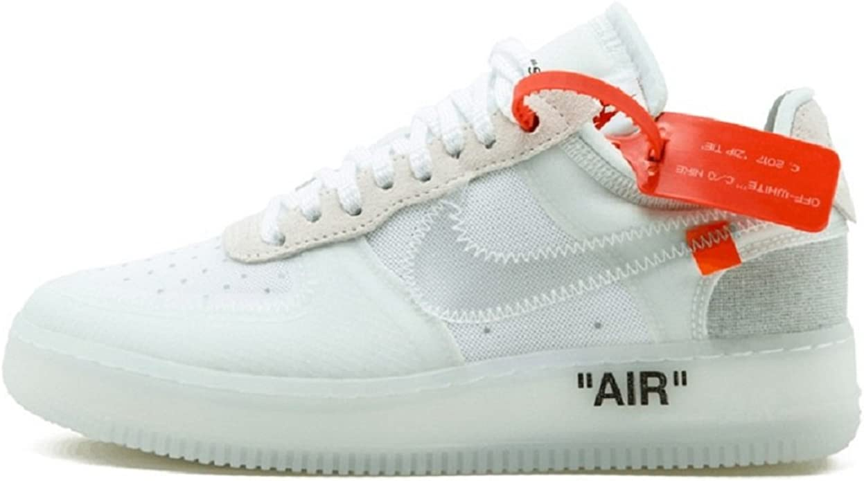 THE 10 : NIKE AIR FORCE 1 LOW 'OFF