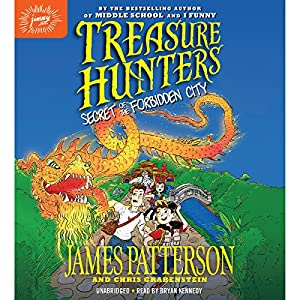 Treasure Hunters: Secret of the Forbidden City Audiobook