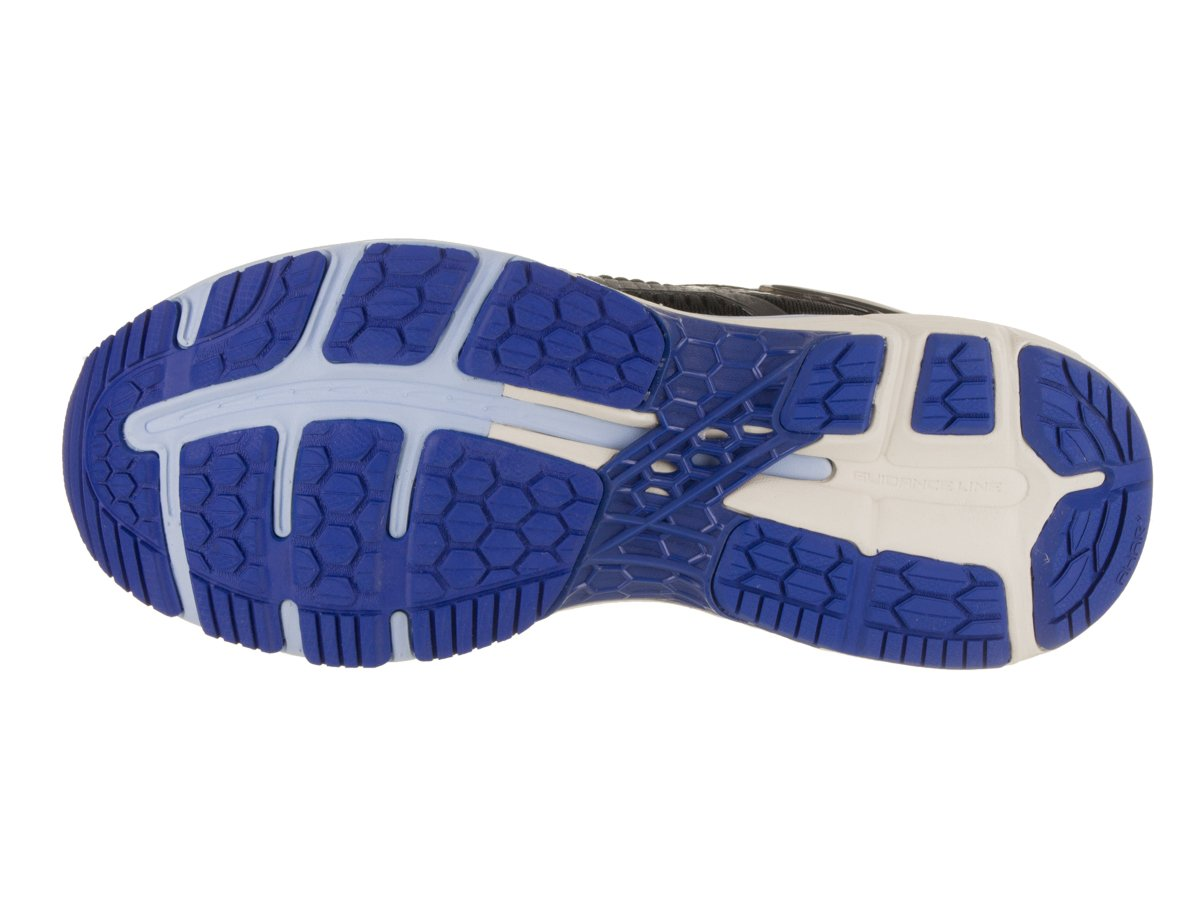 ASICS Gel-Kayano 25 Men's Running Shoe B077MQ5ZBC 12 B(M) US|Black/Asics Blue