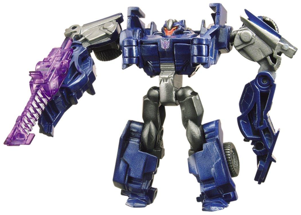 Transformer Prime - EZ-14 War Breakdown