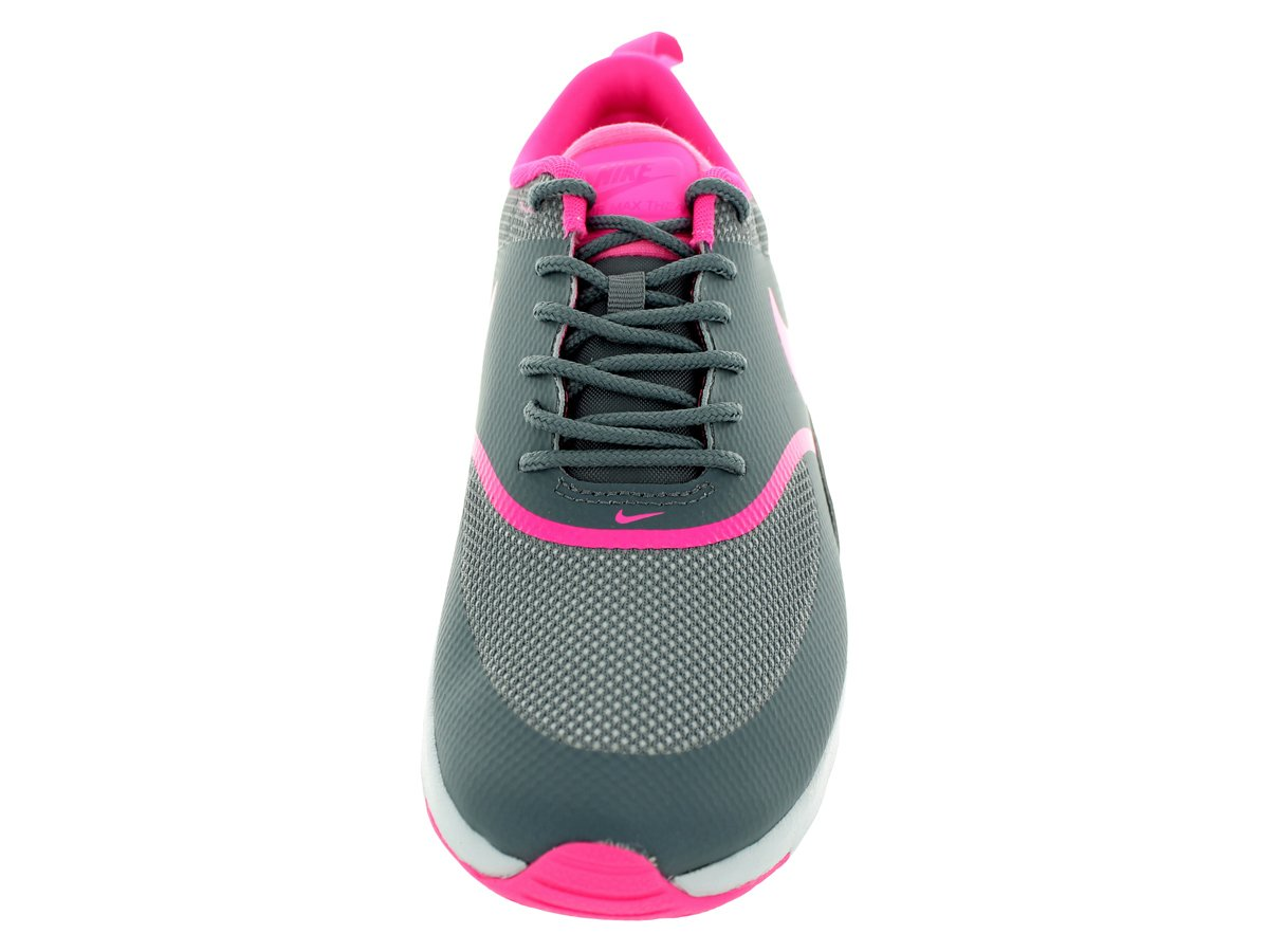 NIKE Women's Air Max Thea Low-Top B(M) Sneakers, Black B00K5FY3IK 6 B(M) Low-Top US|Grey (Cool Grey/Pink Pow-pure Platinum) db2b45