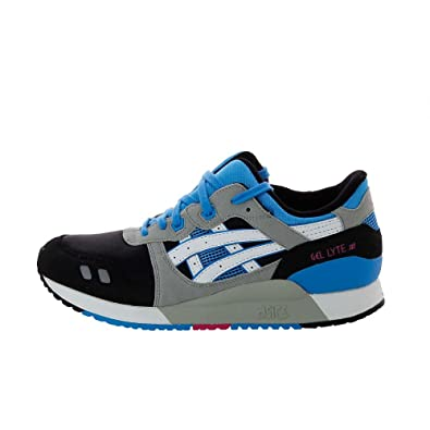 7f9f3d705a21a ASICS Basket Gel Lyte 3 Junior - C5A4N-9001  Amazon.fr  Chaussures ...