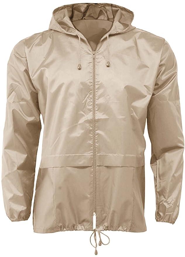 Et Vêtements Imperméable Léger Apparel Unisexe G5 wzYq61R