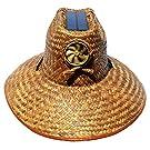 Kool Breeze Solar Hat Male Palm Leaf Thurman Hat w/o band
