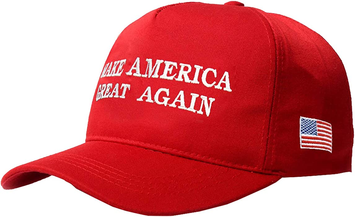 b603d8418c3 Amazon.com  KKMKSHHG Unisex Make America Great Again Hat