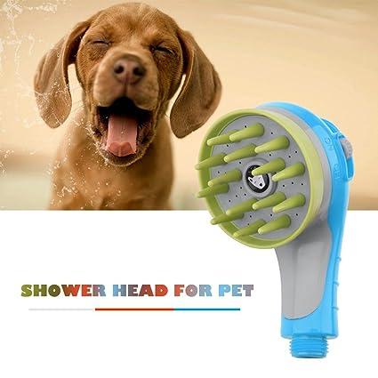 Amazon Com Pet Shower Head Farsler Pet Massage Shower Sprayer