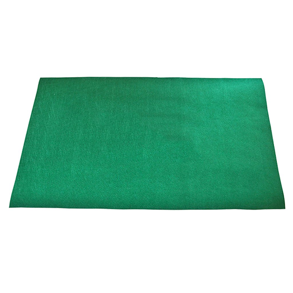 Dovewill Non-wavon Fabrics Game Mat Table Casino Game Cloth for Texas Hold'em Poker Professional Equipment