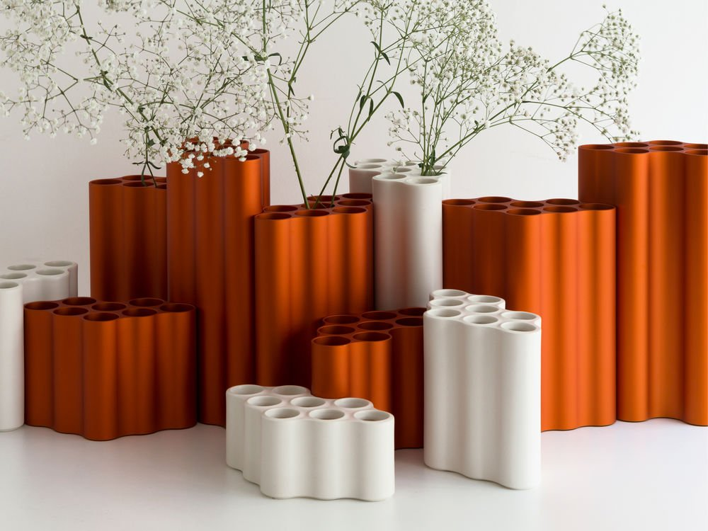 Vitra Nuage Céramique, Large, Burnt Orange Copper