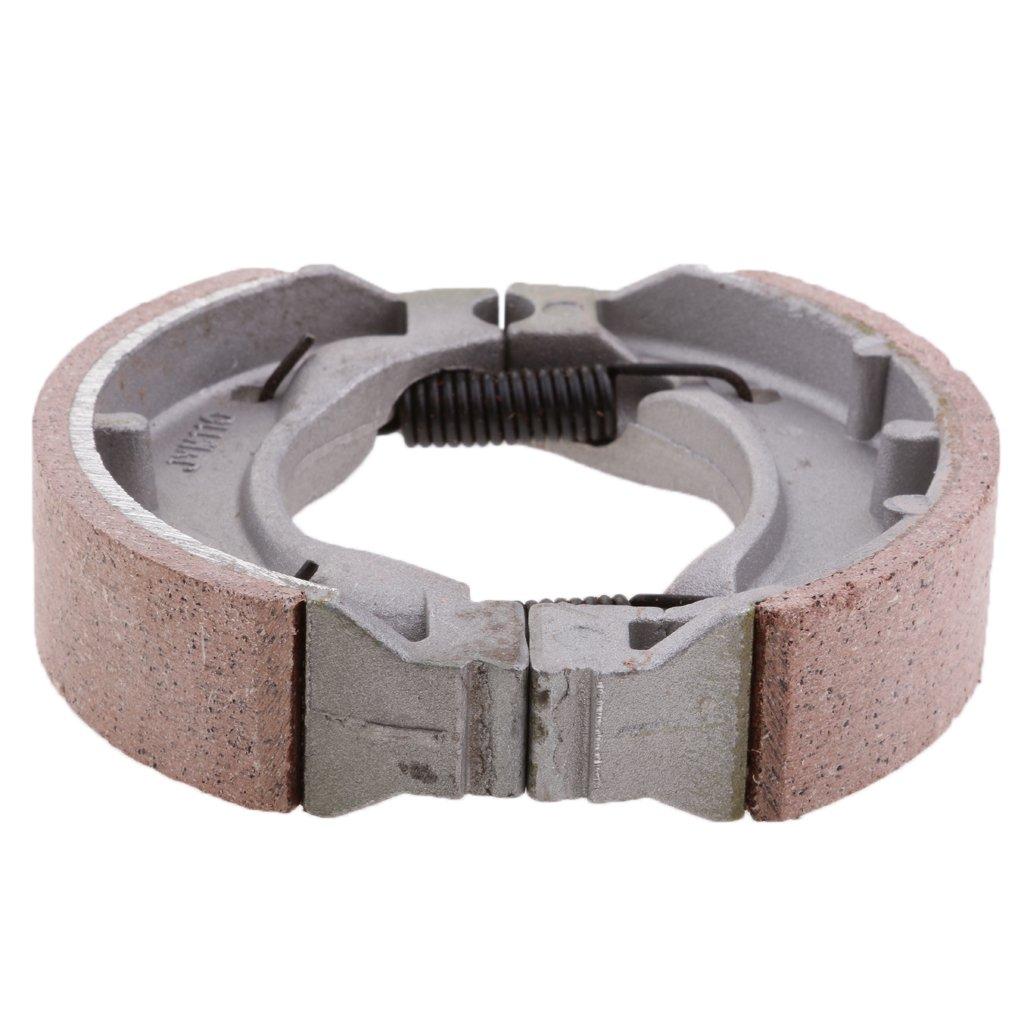 MonkeyJack Advantage Rear Brake Shoe Set for Y-502 Yamaha YZ50 PW80 TY80 YZ80 TT-R 90 bbbedce0748bdad62c899c174b0a19bc