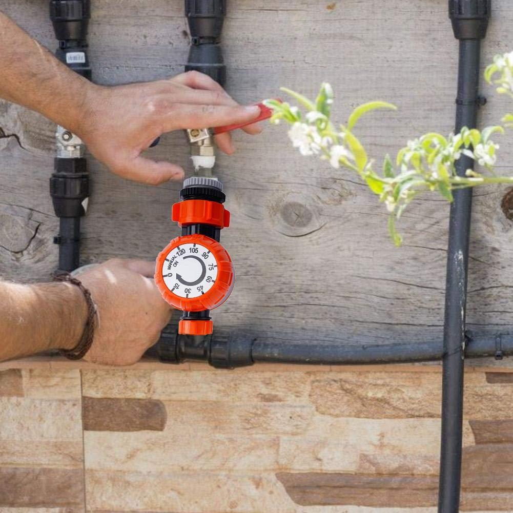 Amazon.com: reakfaston Water Timer Daily Mechanical Watering ...
