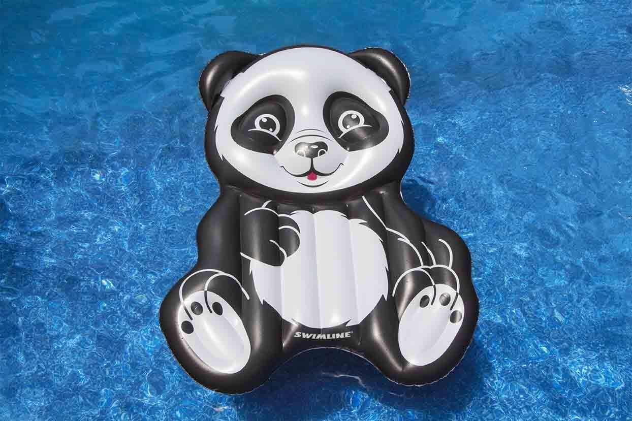 Amazon.com: Swimline Panda - Flotador para piscina: Toys & Games