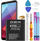 LG G6 Battery Upgraded ZURUN 3700mAh Li-Polymer BL-T32 Battery Replacement for LG G6 H872 H870 H871 VS998 LS993 with…