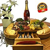 best seller today Solander Skelf Bamboo Cheese Board...
