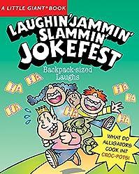 A Little Giant® Book: Laughin' Jammin' Slammin' Jokefest (Little Giant Books)