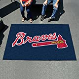"""Atlanta Braves Ulti-Mat 60""""""""96"""""""""""