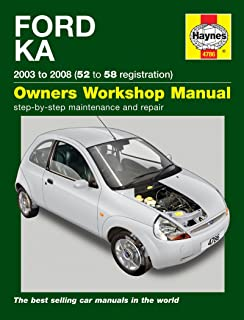 ford ka manual 2003 sample user manual u2022 rh userguideme today 2011 Ford Fiesta Owner's Manual 2011 Ford Fiesta Owner's Manual