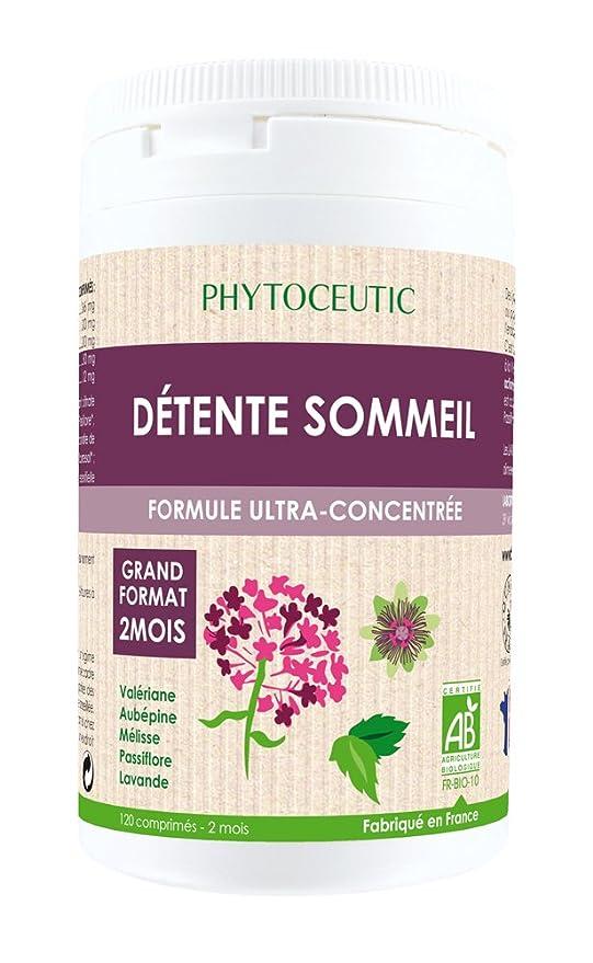 Phytoceutic Bio Relajación Para dormir 120 comprimidos - 2 meses