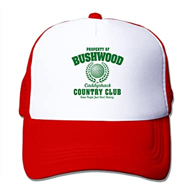 Image Unavailable. Image not available for. Color  Bushwood Country Club  Caddyshack Baseball Mesh Hat Adjustable Cool Hats d8d4bcb19682