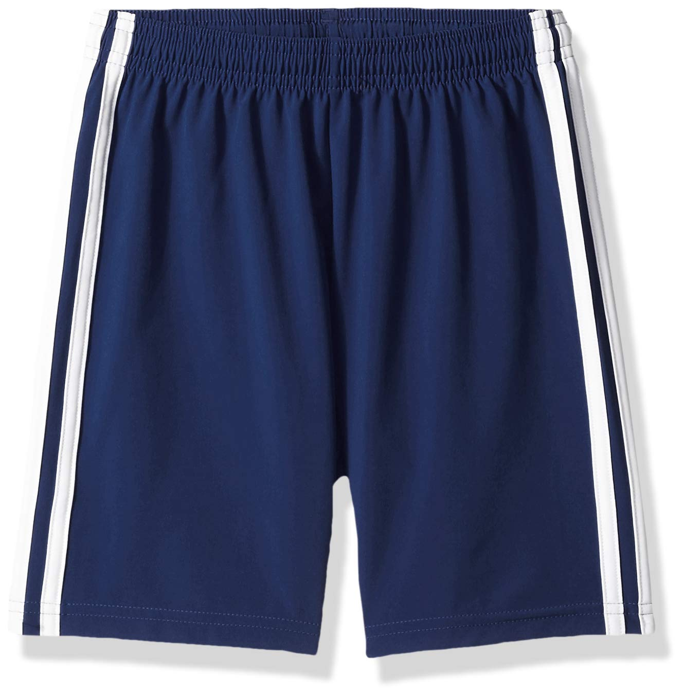 adidas Youth Condivo18 Youth Soccer Shorts, Dark Blue/White, Large by adidas