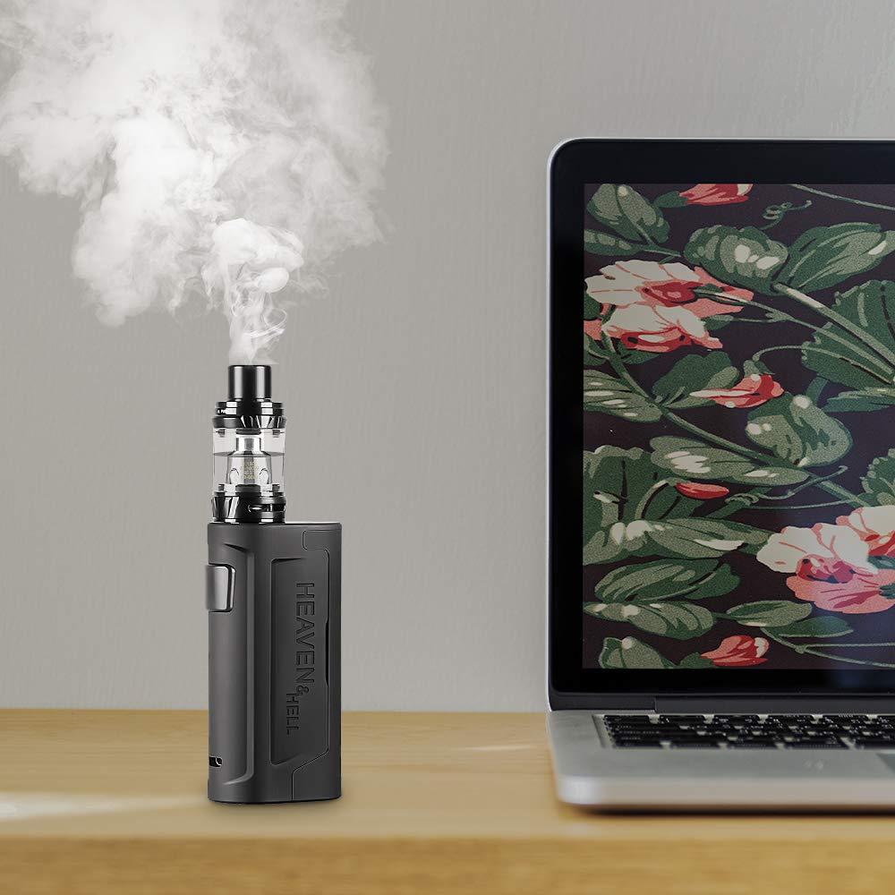 IMECIG H2 Vaper Cigarros Electronicos 90W Vape Cigarrillo Electronico Vapeador Cigarro Electronico con top Vaporizador Sin batería (sin nicotina): ...