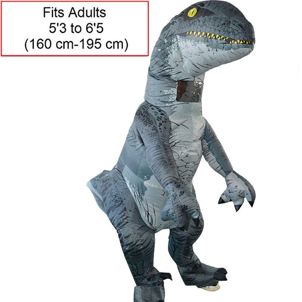 Amazon.com: Inflatable Dinosaur Costume Halloween Cosplay ...
