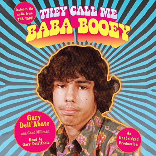 They Call Me Baba Booey by Random House Audio
