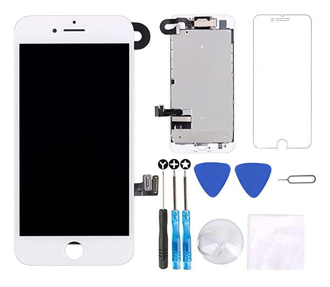 Giveaway iphone 7 plus screen replacement white