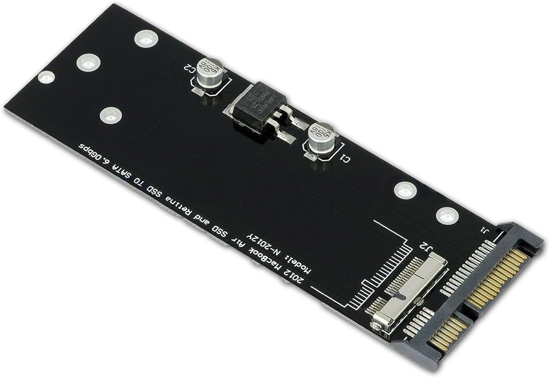 OSGEAR-Compatible con Apple MacBook Pro 2012 SSD disco duro SATA ...