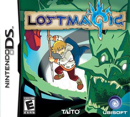 Lost Magic - Nintendo DS